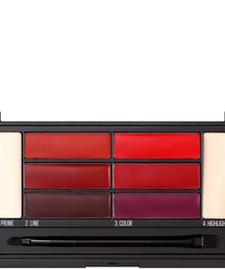 Maybelline Color Drama Lip Contour Palette - Crimson Vixen