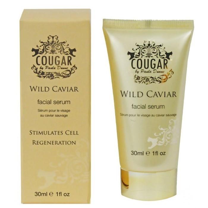 Cougar Wild Caviar Facial Serum 30ml