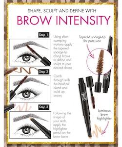 Sleek Brow Intensity Brow Gel and Highlighter-215 Light