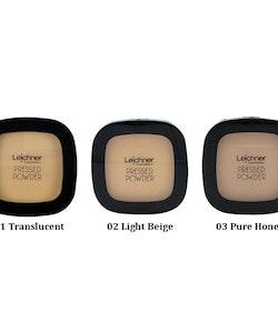 Leichner Pressed Powder-03 Pure Honey