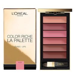 L'Oreal Color Riche Lip Palette - Matte & Satin Nude