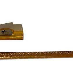 Glitter XXL Waterproof  & VitaminA&E with Sharpener - Gold