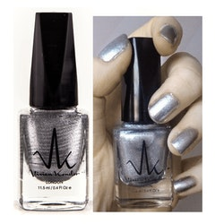 Vivien Kondor Vegan Friendly Cruelty Free  Polish - Silver