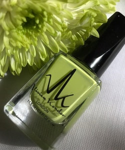 Vivien Kondor Vegan Friendly Cruelty Free Polish - Lime Green