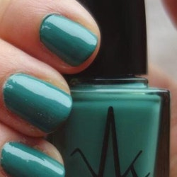 Vivien Kondor Vegan Friendly Cruelty Free Polish -Mint Green