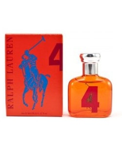 Ralph Lauren BIG PONY4 men EDT 15ml