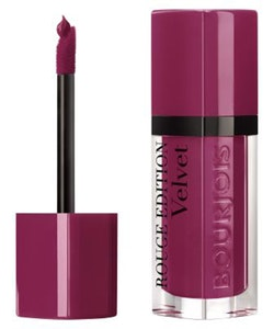Bourjois Rouge Edition Velvet Matte Lipstick -14 Plum Plum Gir