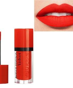Bourjois Rouge Edition Velvet Matte Lipstick - 20 Poppy days