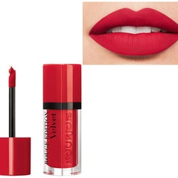 Bourjois Rouge Edition Velvet Matte Lipstick - 18 It?s redding men !