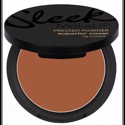 Sleek Make Up Superior Cover Pressed Powder - 105 Bronze