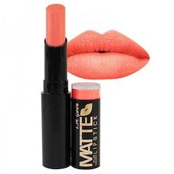 L. A. Girl Matte Flat Velvet Lipstick-Sunset Chic