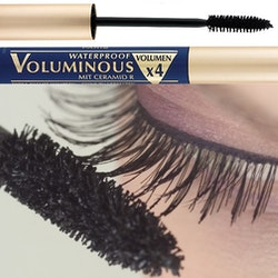 L'Oreal Voluminous 4x with Mit Ceramide R Mascara - Black