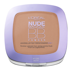 L'Oreal Nude Magique BB Powder-Medium