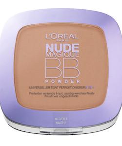 L'Oreal Nude Magique BB Powder-Medium