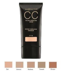 Max Factor CC Colour Correcting Cream SPF 10 - 75 Tanned