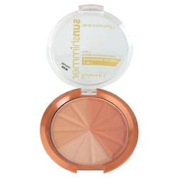 Rimmel Sun Shimmer 3 in 1 Bronzer - 001 Gold Princess
