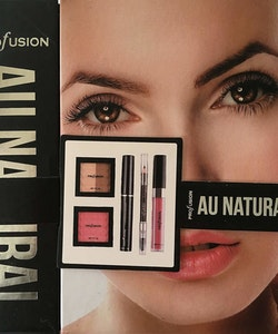 Profusion Au Natural Eye & Lip Makeup Kit