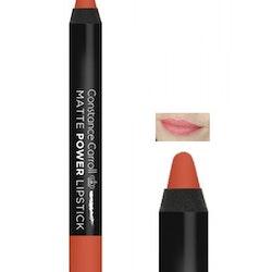 Constance Carroll Matte Power Lipstick Pencil-05 Dark Peach