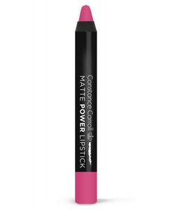 Constance Carroll Matte Power Lipstick Pencil-07 Raspberry Pink