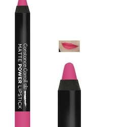 Constance Carroll Matte Power Lipstick Pencil-07 Raspberry Pink