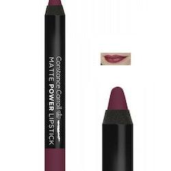 Constance Carroll Matte Power Lipstick Pencil-10 Red Wine
