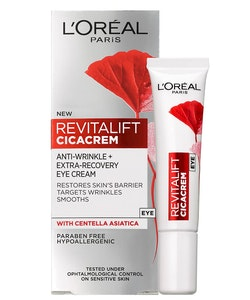 L'Oreal Revitalift Cicacrem Anti-Winkle Eye Cream 15ml