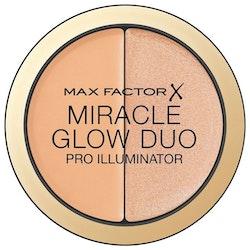Max Factor Miracle Glow Duo Pro Illuminator - Medium