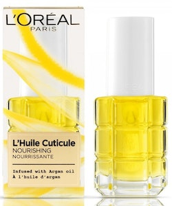 L'Oreal L'huile Cuticule Nourishing Argan oil Polish 12ml