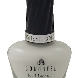 Borghese Nail Lacquer Vernis - B115 Bianco White Tip