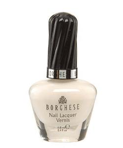 Borghese Nail Lacquer Vernis - B140 Alabastro White S