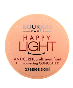 Bourjois Happy Light Ultra-Covering Concealer  - 23 Beige Dore