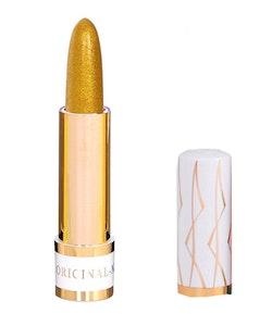 Island Beauty Glistening Metallic Lipstick - Crystal Gold