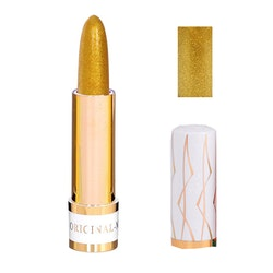 Island Beauty Glistening Metallic Lipstick - Crystal Gold