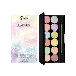 Sleek I-Divine Eye Shadow Palette - All The Fun Of The Fair