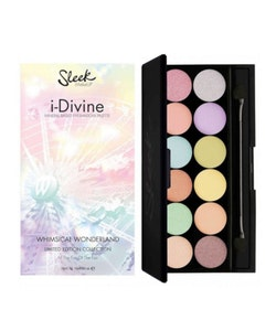Sleek I-Divine Eye Shadow Palette - All The Fun Of The Fair