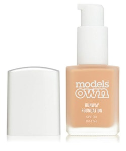 Models Own Runaway Oilfree SPF30 Foundation-08 Honey Tan