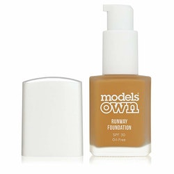 Models Own Runaway Oilfree SPF30 Foundation-12 Espresso