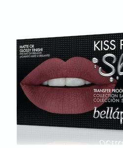 Bellapierre Kiss Transfer Liquid Lipstick Kit - Antique Pink