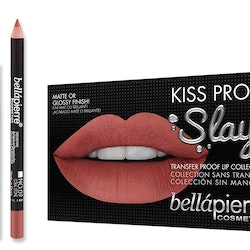 Bellapierre Kiss Transfer Liquid Lipstick Kit - Coral Stone