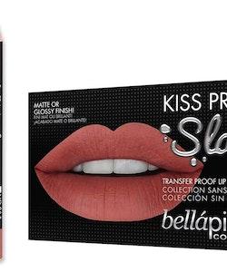 Bellapierre Kiss Transfer Liquid Lipstick Kit - Coral Stone
