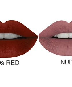 Bellapierre Kiss Transfer Liquid Lipstick Kit - Nude