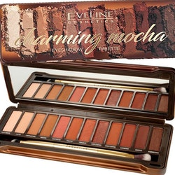 Eveline Charming Mocha Eyeshadow Palette
