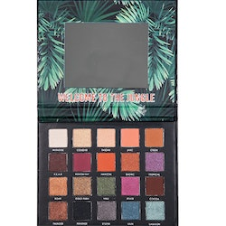 Technic Limited Edition 20 Eyeshadows Palette-Be Fearless