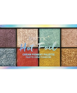 Technic Hot Foil Cream Pigment Palette - Magnificent Metallic Foil-Shadow