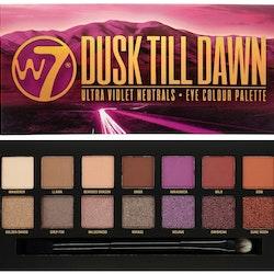W7 Dusk Till Dawn Eye Colour Palette