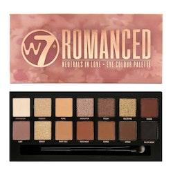 W7 Romanced Neutrals In Love Eye Colour Palette