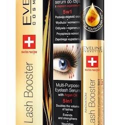 Eveline SOS Lash Booster 5 in 1 Eyelash Serum with Argan Oil