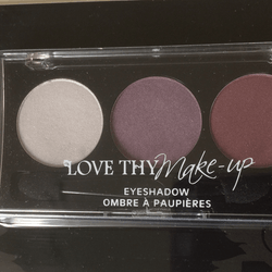 Love Thy Make Up London Eyeshadow Palette-Mulberry