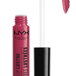 NYX Lip Lustre Glossy Lip Tint -12 Antique Romance