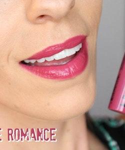 NYX Lip Lustre Glossy Lip Tint -12 Antique Romance
